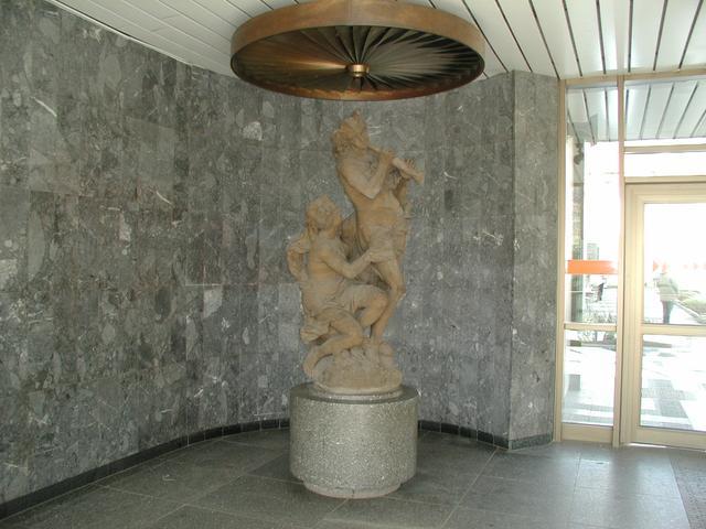 Vestibul Malostranska